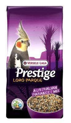 Premium Australsk Parakittblanding 1kg