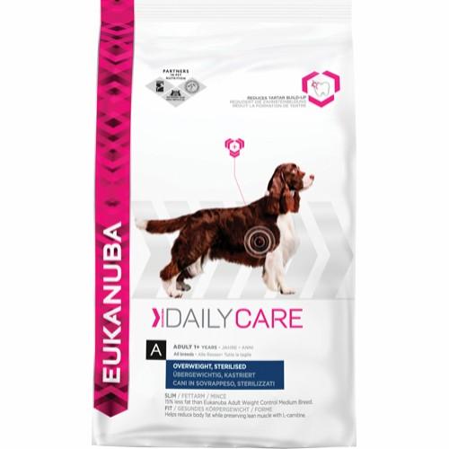 Eukanuba Daily Care Overweight/sterilised 2,5kg