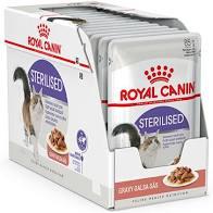 Royal Canin Sterilised våtfor eske 12x85gr