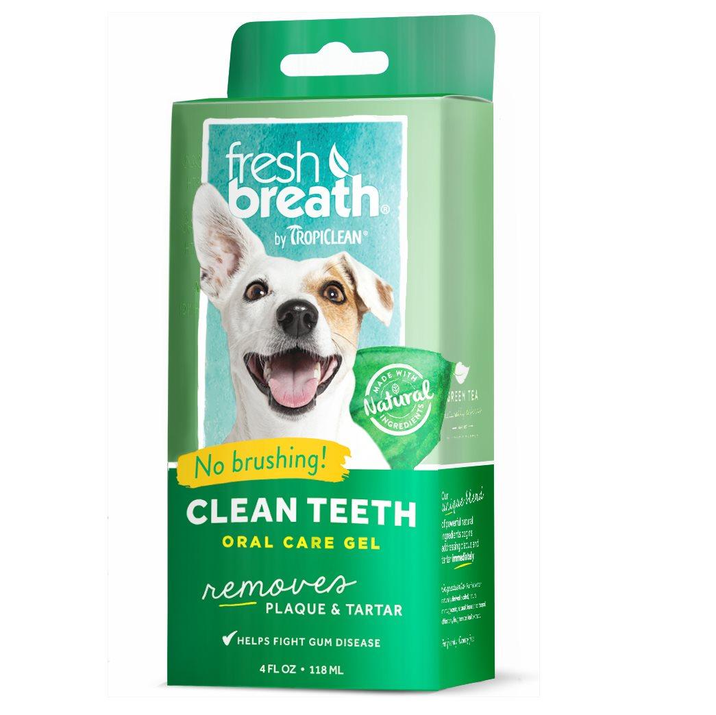 Fresh breath clean teeth gel stor
