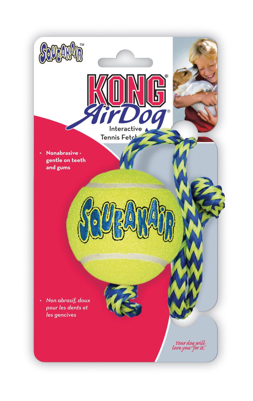 Kong tennisball m/tau