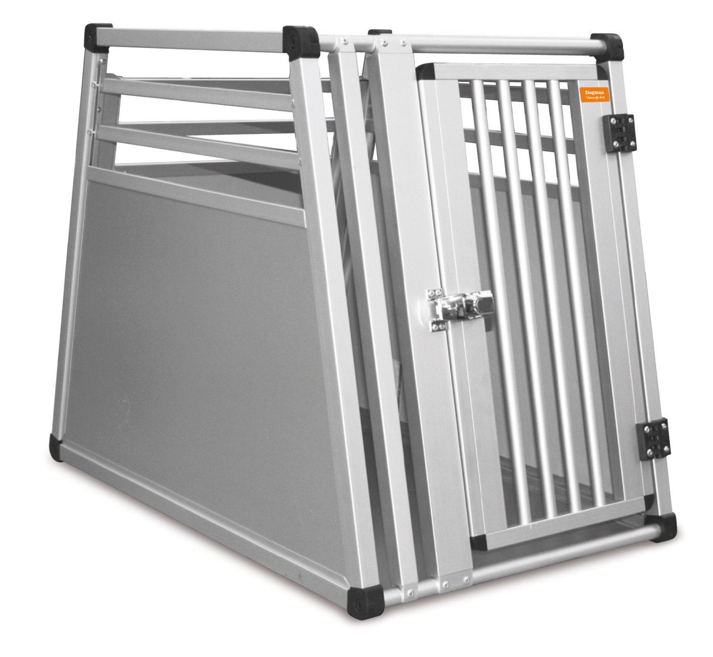 Aluminiumsbur Enkel 92,5x57,5x65,5