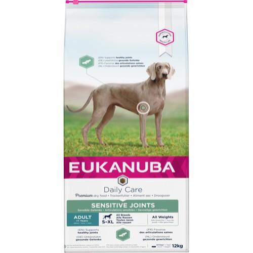 Eukanuba Daily Care Sensitive joint 12kg
