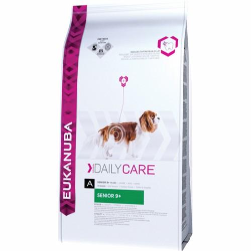 Eukanuba Daily care Senior 9+ 12kg