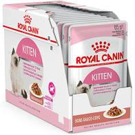 Royal Canin kitten våtfor eske 12x85gr