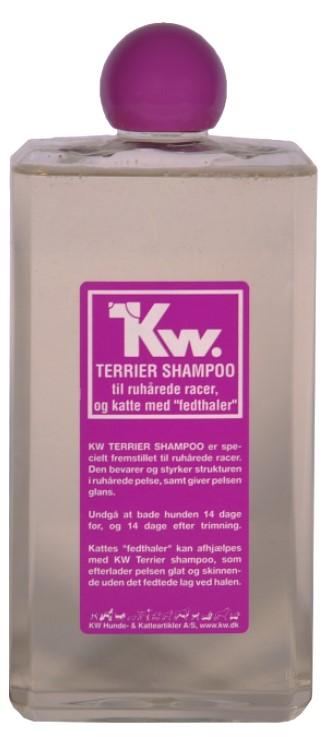 KW Terrier shampoo 500ml