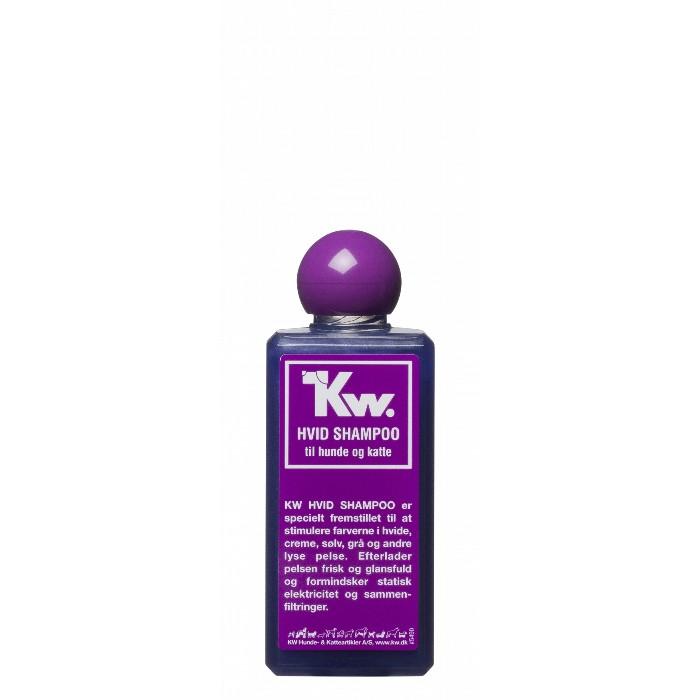 KW Shampo for hvite hunder 200 ml