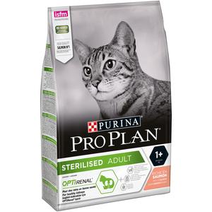 Pro plan sterilised katt laks 10kg
