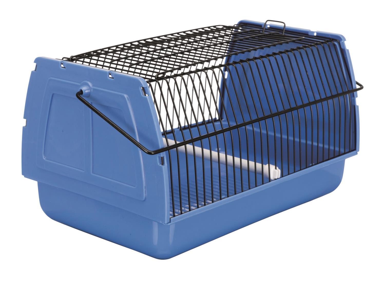 Transportboks fugl/smådyr 30x18x20cm