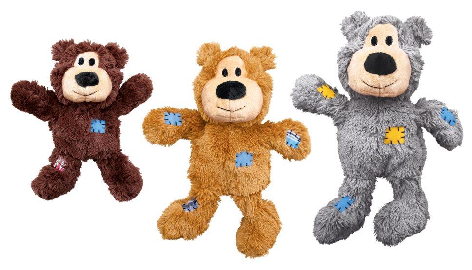 Kong wild knots bears med/Large