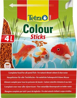 Tetra Pond stick color 4 liter