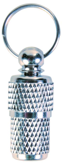 Adressetønne sølv
