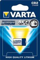 Batteri Lithium CR2