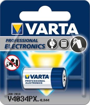 Batteri til bjeffehalsband 6V