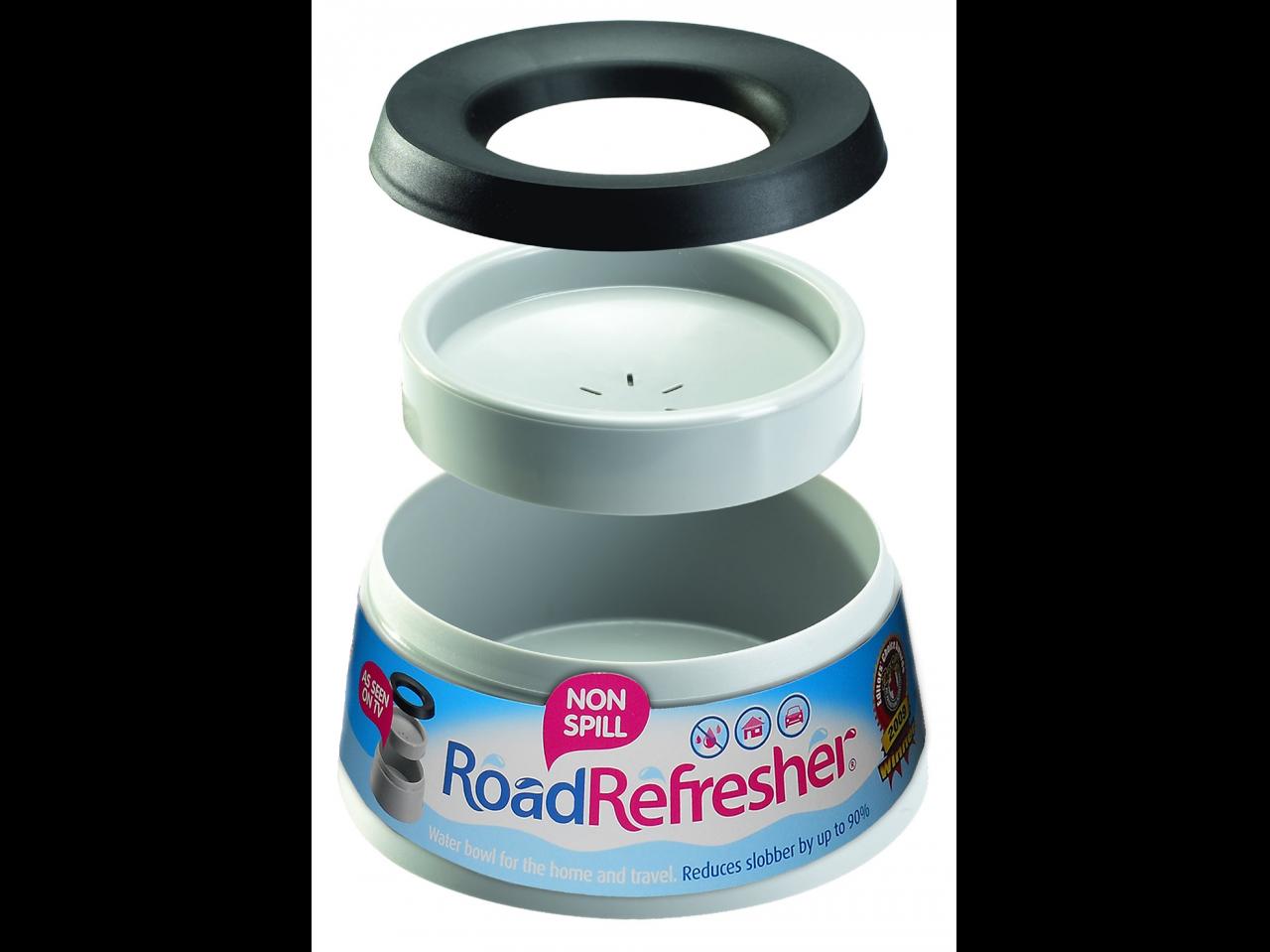 Road refresher vannskål  small