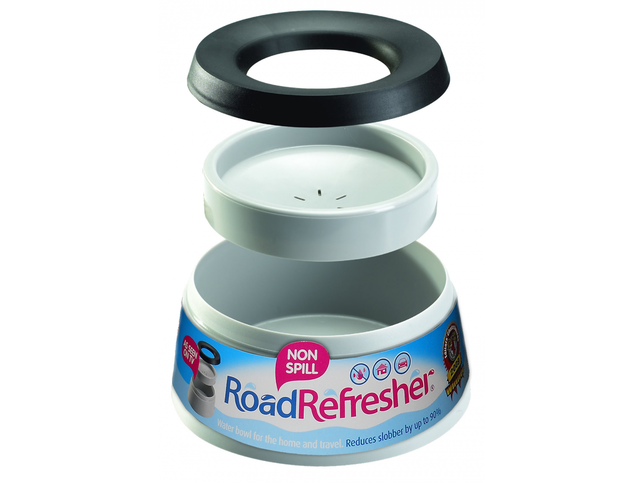 Road refresher vannskål large