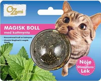 Magic Power ball m catnip Ø5cm