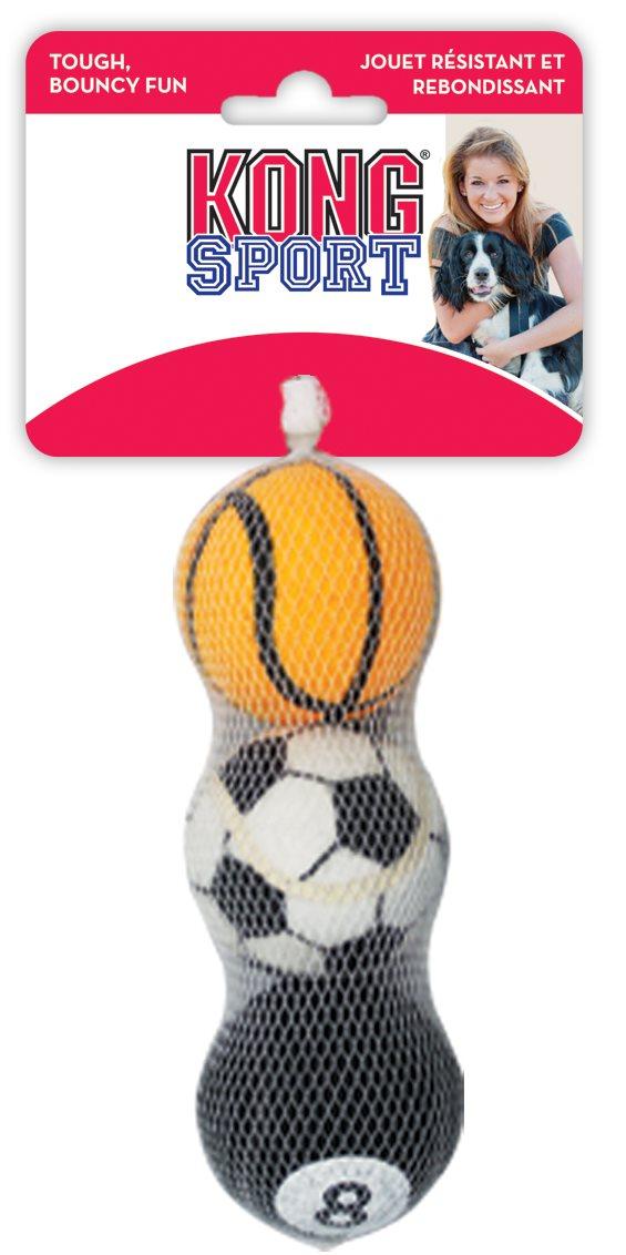 Kong Sport tennis ball M 3pk
