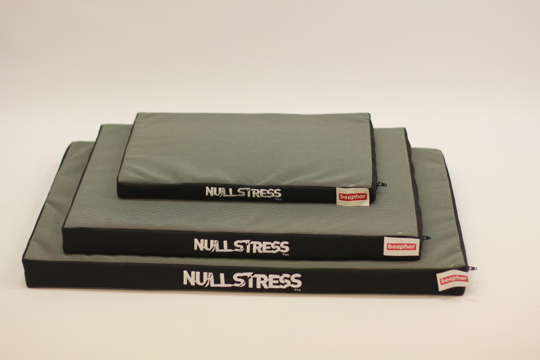 Null stress burpute grå/svart nr 2 61x43,5x5cm