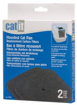 Kabonfilter til kattetoalett  åpningsbare