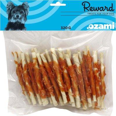 Chewing sticks with chicken 11cm Ozami 320g