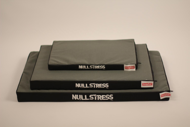 Null stress burpute grå/svart nr 1 45,5x30,5x3cm