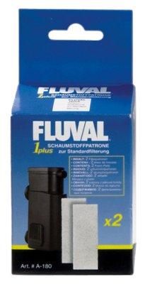 Filtermatte Fluval 2stk A180