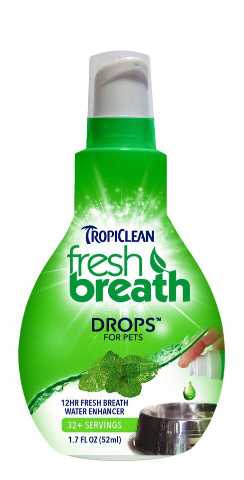 Fresh breath drops 65ml