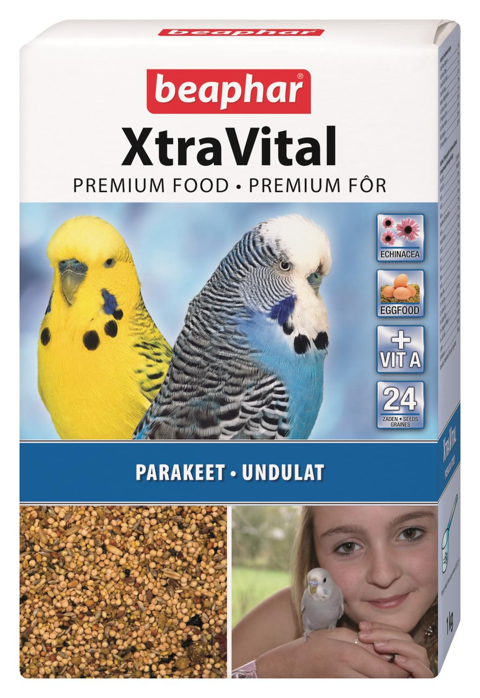 Xtra Vital Undulat 1kg