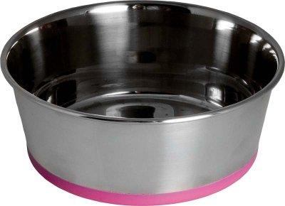 Rogz Bowl slurp 1,05l rosa