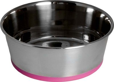 Rogz Bowl slurp 1,7 L rosa