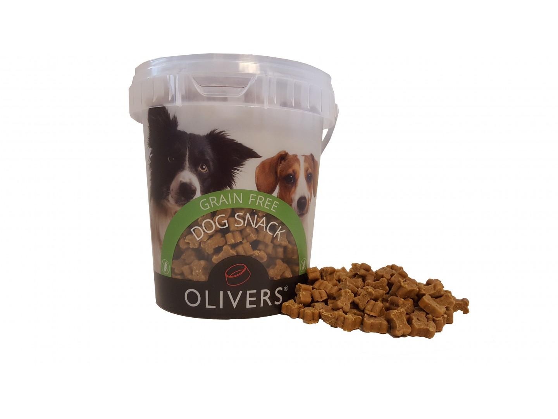 Oliver`s Grain Free MINI Trainingbites Chicken 500g