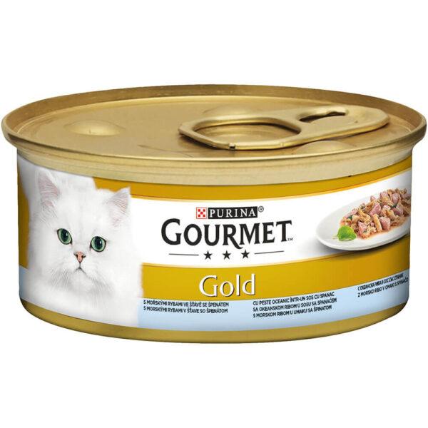 Gourmet Gold Havfisk bechamel saus 85g