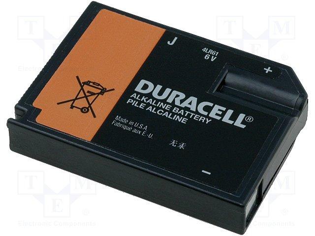 """Batteri til """"jet care"""" 4LR61 6V"""
