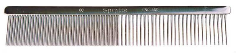 Spratts kam nr 80 liten fin/medium