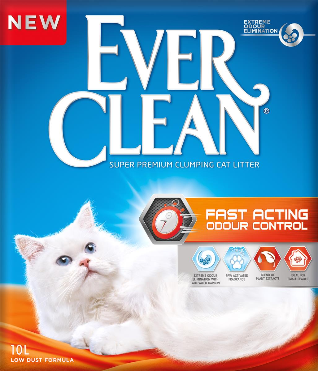 Ever Clean fast acting 10liter