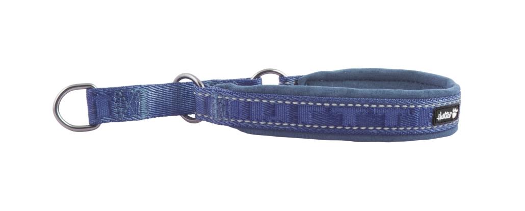 Hurtta halvstrup casual 30-40cm blå