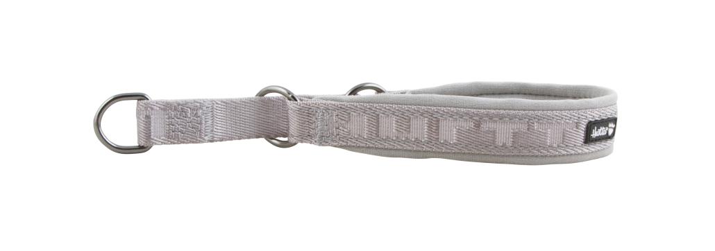 Hurtta halvstrup casual 30-40cm grå