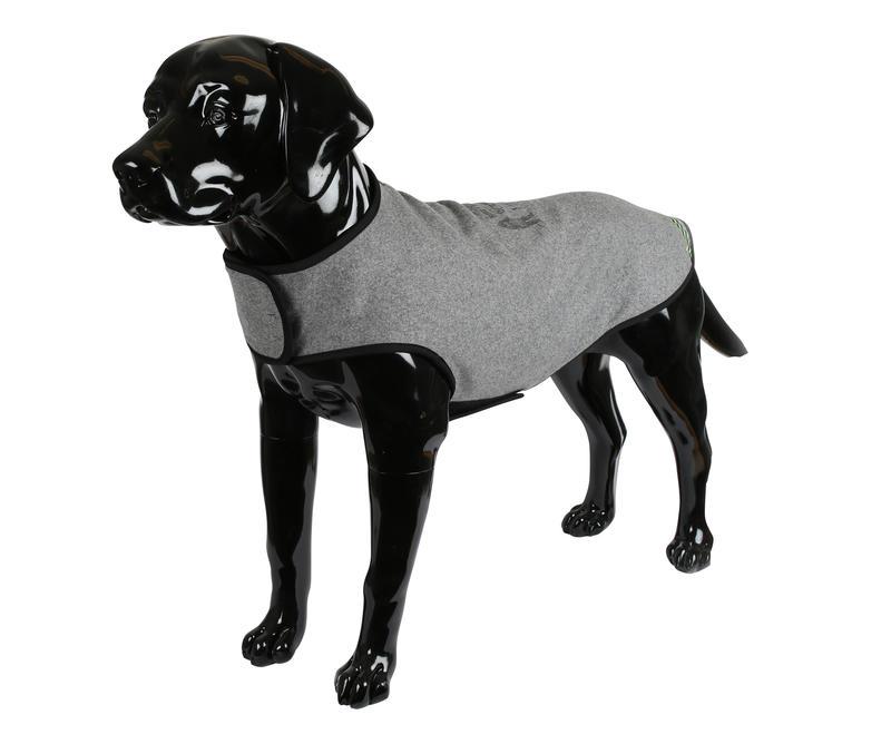 Tynset ulldekken grå 60cm