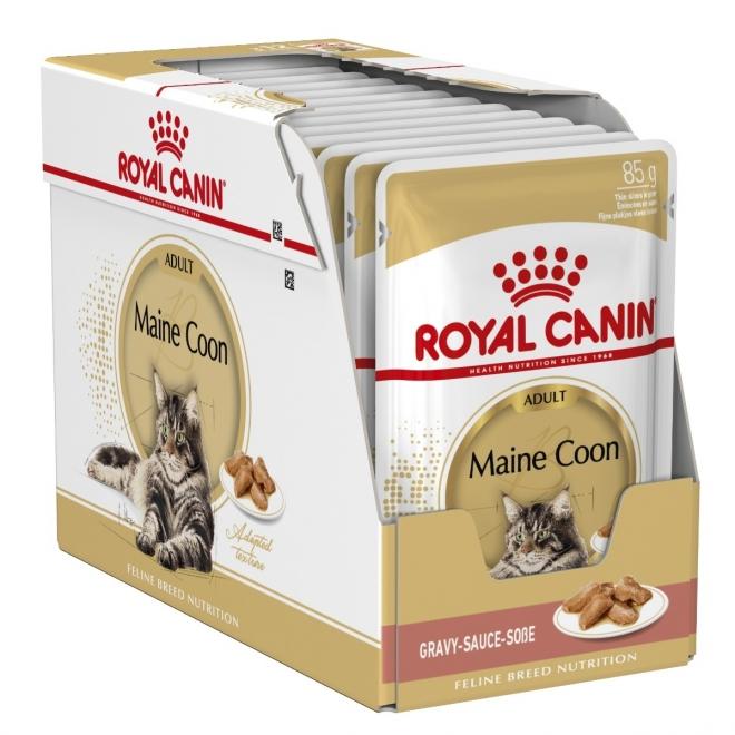 Royal Canin Maine Coon våtfor 12x85g