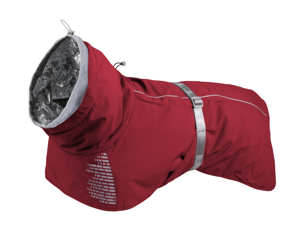 Hurtta Extreme warmer rød 45cm