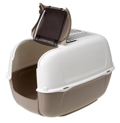 Kattebakke Prima Cabrio m/tak,dør og filter