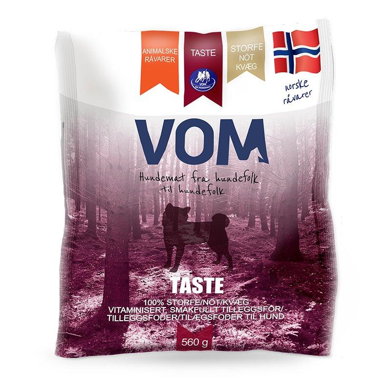 Vom & Hundemat kjøttboller Storfekjøtt 560 g