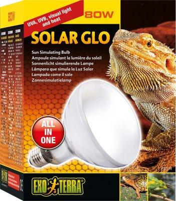 Solar Glo 80W UVA/UVB Lyspære