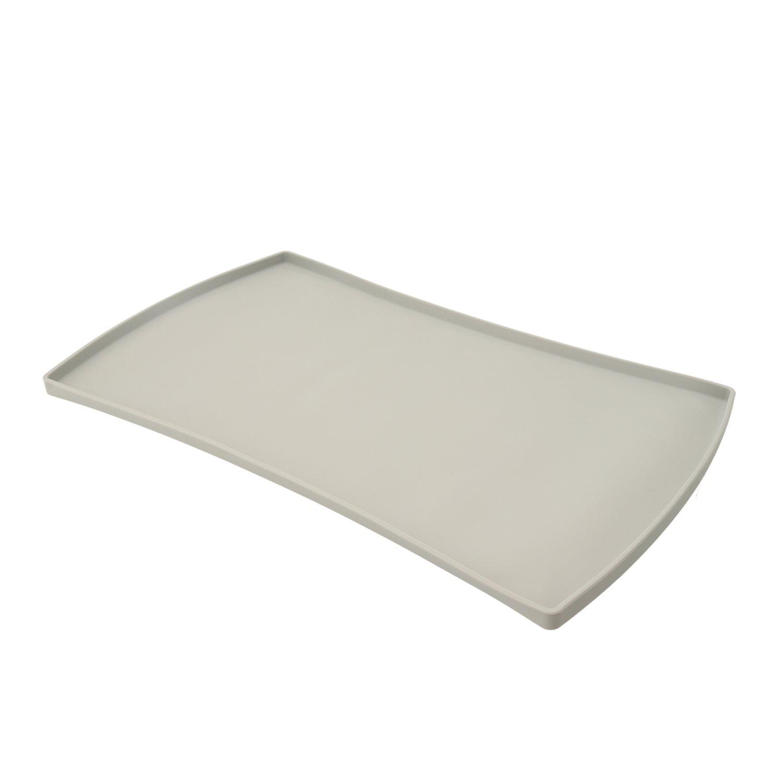 Matte til skåler soft steel grå S