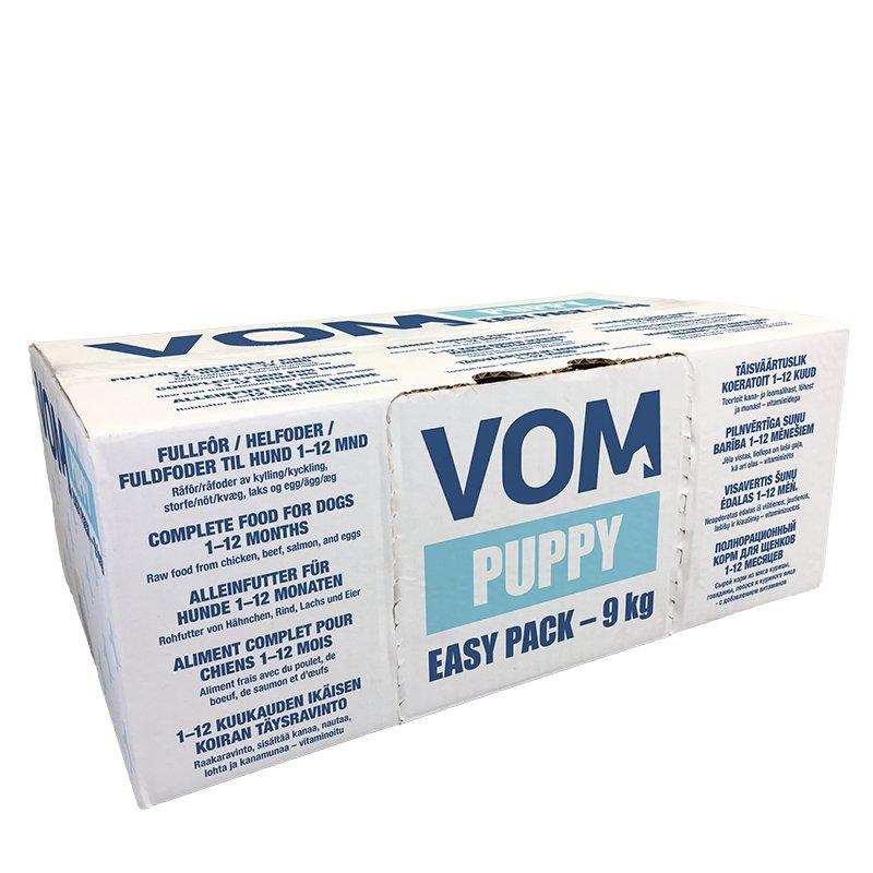 Vom & Hundemat Easy pack 9 kg puppy
