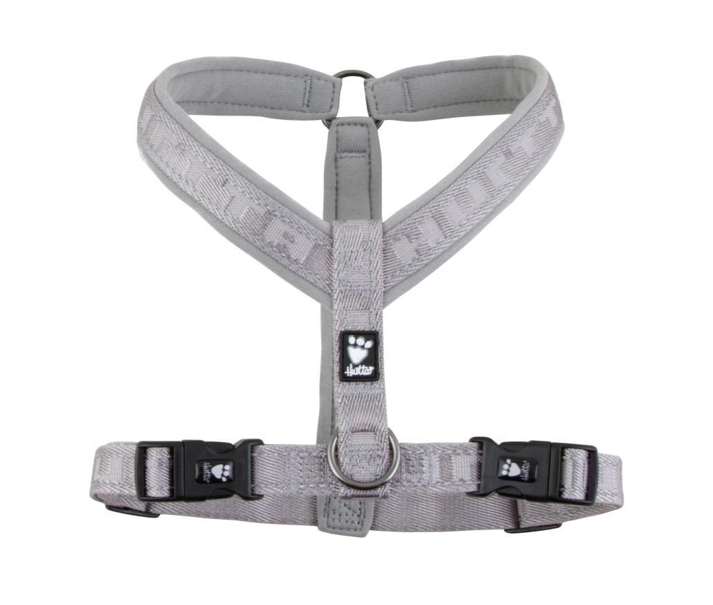 Hurtta y-sele 50-60cm grå