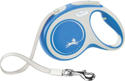Flexi New Comfort M 5 m Tape blå