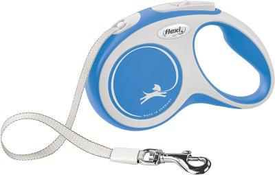 Flexi New Comfort S 5m Tape blå