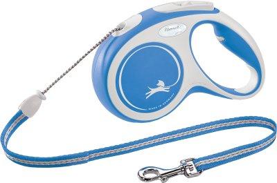 Flexi New Comfort M 5m cord blå